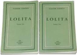 Nabokov, Vladimir. Lolita